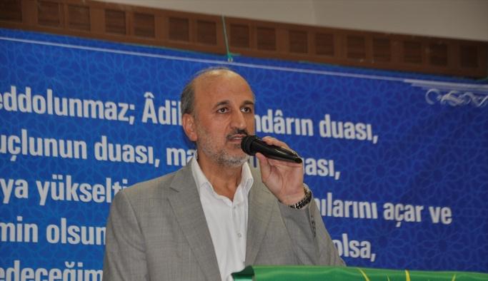 HÜDA PAR Genel Başkan Yardımcısı Temel: