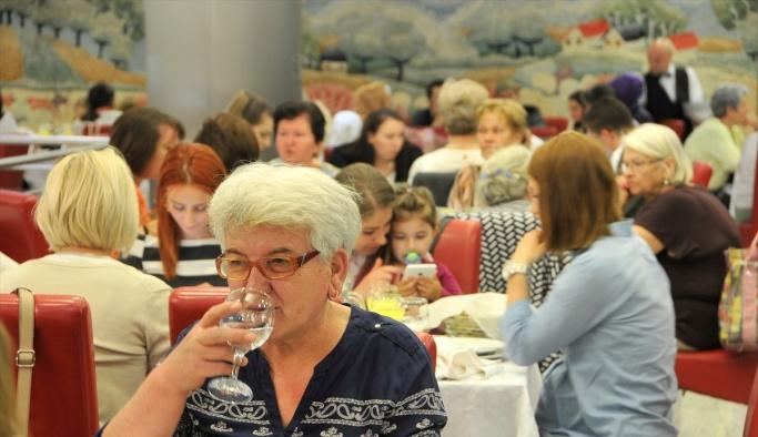 İHH'dan Bosnalı şehit ailelerine iftar