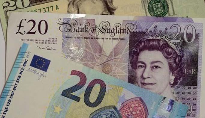 İngiliz sterlini son 30 yılın en düşüğüne indi