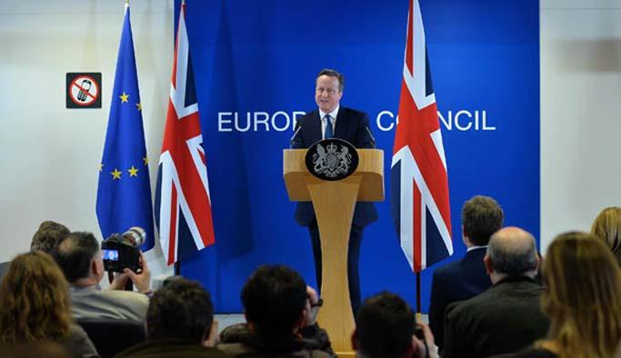 İngiltere referandumunda AB yanlıları önde