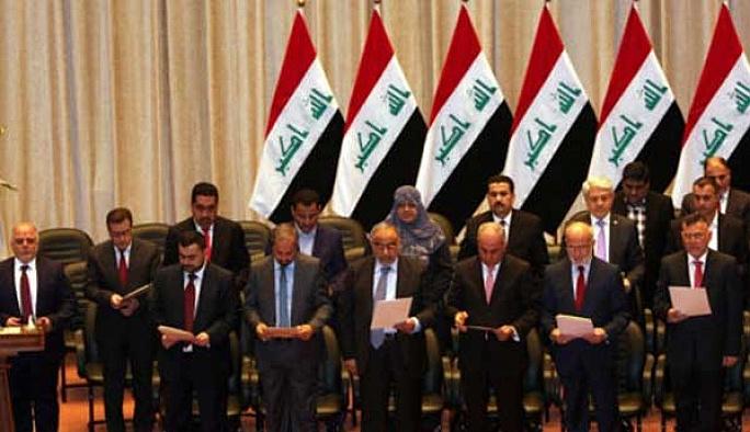 Iraklı Kürt bakanlar boykotu bitirdi