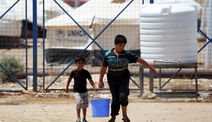 Irak'ta DAEŞ'ten kaçan sivillerin durumu