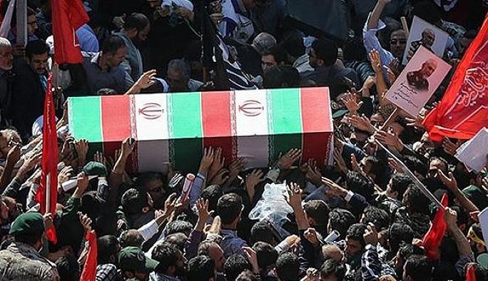 İranlı komutan Palmira'da öldürüldü