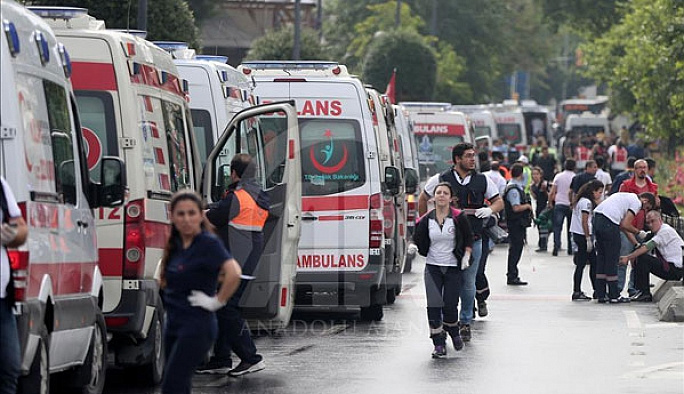 İş dünyasından İstanbul'daki saldırıya sert tepki