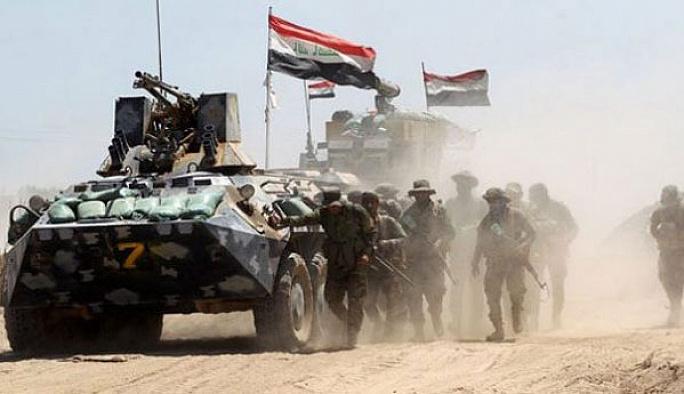 IŞİD'den Irak ordusuna ağır darbe
