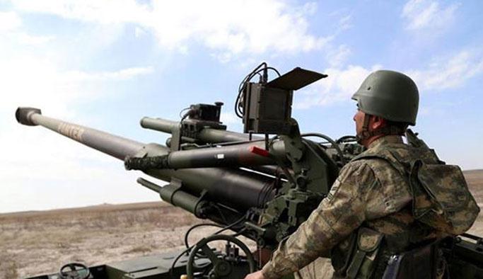 IŞİD hedefleri 'fırtına' ile vuruldu