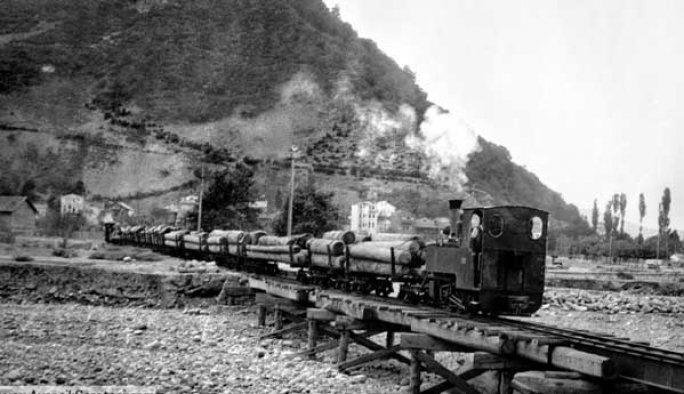 100 yıllık tarihi tren hattı yeniden açılıyor