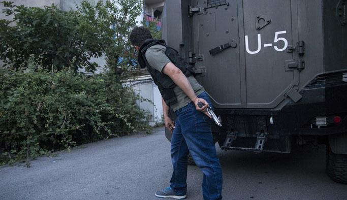 İstanbul ve İzmir'de IŞİD'e operasyon