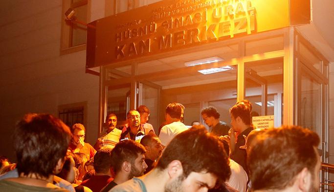 İstanbul'da kana ihtiyaç yok