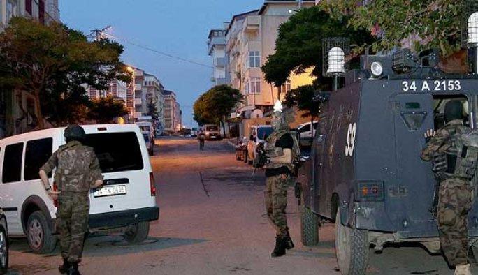 İstanbul'da MLKP operasyonu