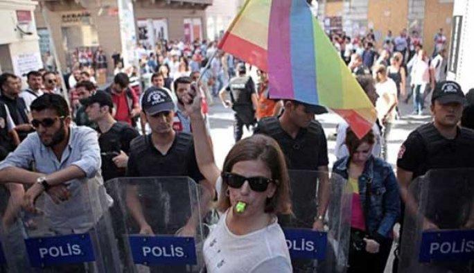 İstanbul'da sapkın yürüyüşe izin çıkmadı