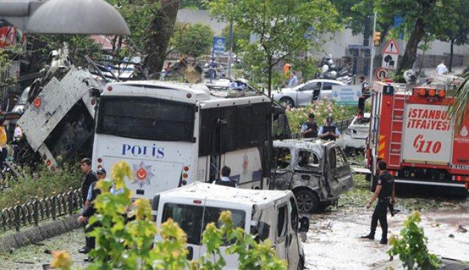 İstanbul'daki saldırının detayları belli oldu