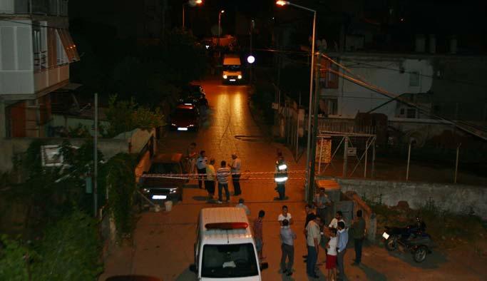 İzmir'de emniyet müdürlüğüne roketli saldırı