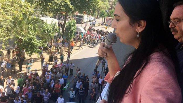 İzmir'de HDP mitingine izin verilmedi