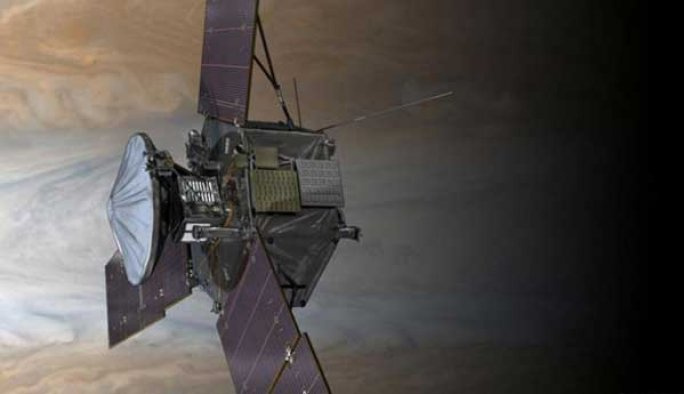 Juno bir ay sonra Jüpiter'de olacak