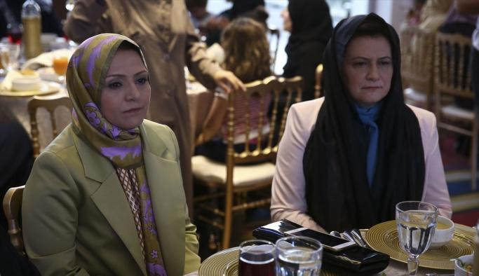 KADEM'den Suriyelilere iftar