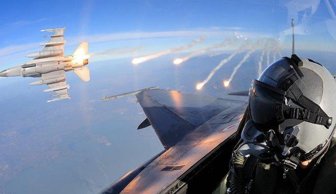 Türk jetleri iki haftadır Suriye'de uçamıyor