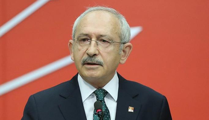 Kılıçdaroğlu: Kandan beslenenlere lanet olsun