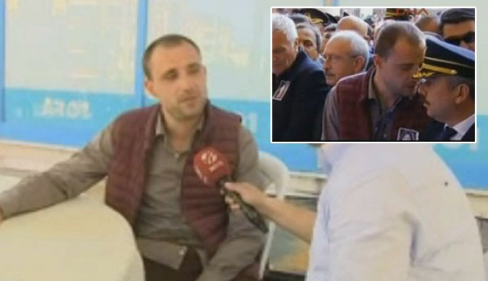 Kılıçdaroğlu'nu istemeyen şehit eşi konuştu