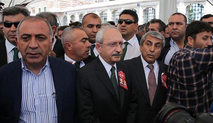 Kılıçdaroğlu: Teröre karşı hükümet ne istiyorsa vereceğiz