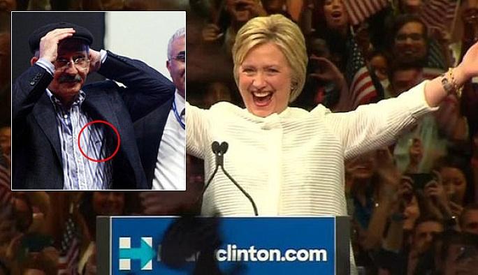 Kılıçdaroğlu vakası Clinton'ın da başına geldi
