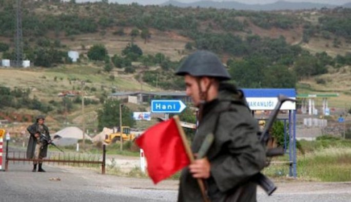Diyarbakır kırsalındaki operasyon genişliyor