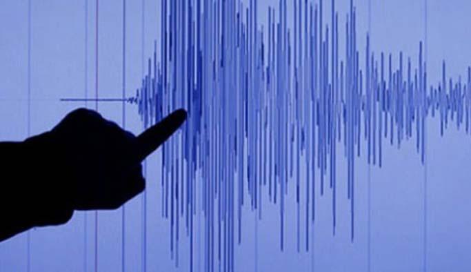 Düzce'de korkutan deprem