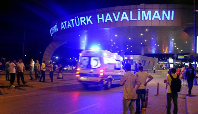 Havalimanı saldırısında 6 şüpheli adliyede