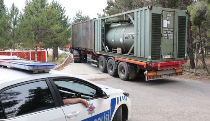 NATO savunma füzeleri Kahramanmaraş'ta