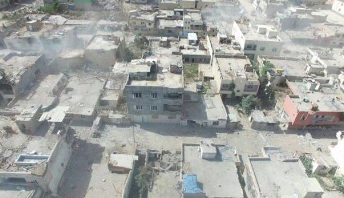 Nusaybin'nin geri kalanında 70 PKK'lı var