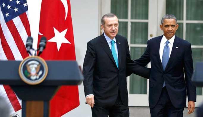 Obama'dan Erdoğan'a İsrail ve Rusya tebriği