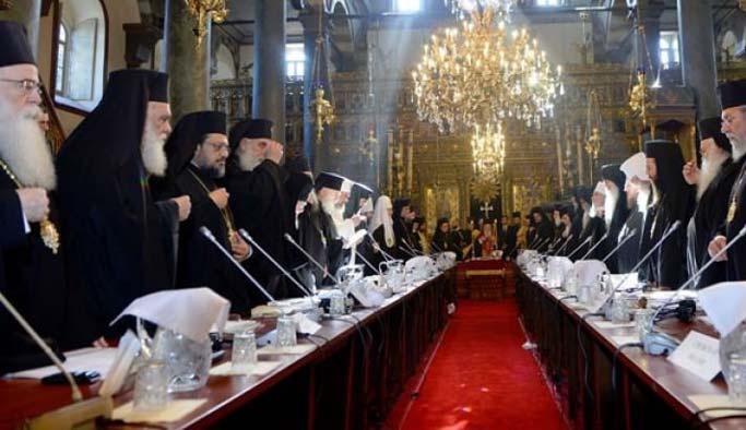 Ortodokslar yüzlerce yıl sonra 'eksik' toplandı
