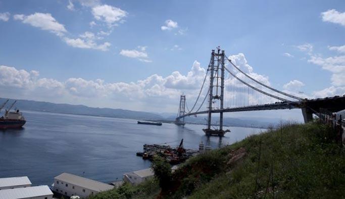 Osmangazi Köprüsü bayram öncesi açılacak