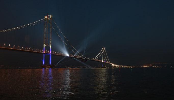 Osmangazi Köprüsü müjdeyle açıldı