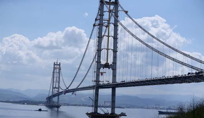 Osmangazi Köprüsü'nde 31 liralık indirim