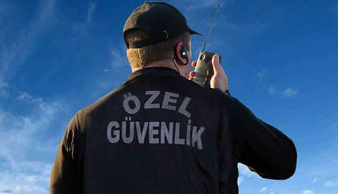 Özel güvenlikçilere 'polis' yetkileri