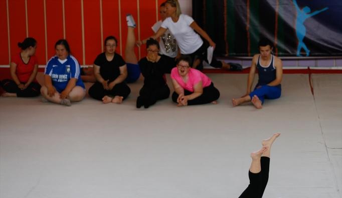 Özel Sporcular Türkiye Cimnastik Şampiyonası