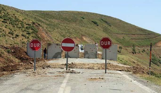 Hani ve Lice'nin 16 köyünde sokağa çıkma yasağı