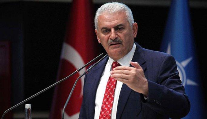 Başbakan Yıldırım'dan HDP'ye çağrı