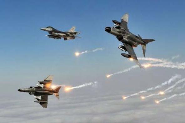 PKK'nın Metina kampı bombalandı