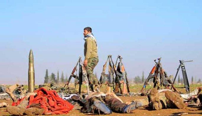 PKK ve YPG'ye 'kiralık katil' benzetmesi