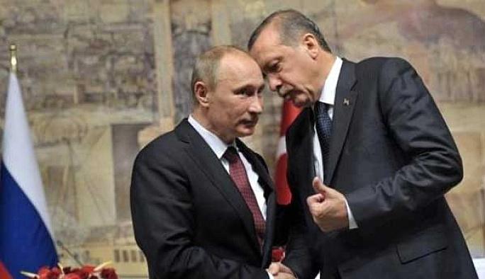 Putin'den Erdoğan'a cevabi mektup