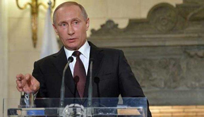 Putin: Soğuk savaş istemiyoruz