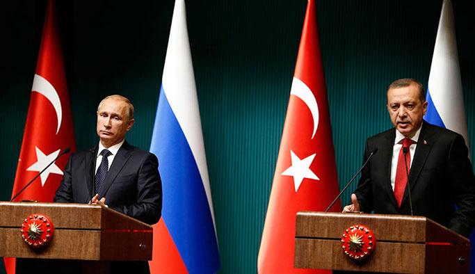 Putin yarın Türkiye'ye teşekkür edecek
