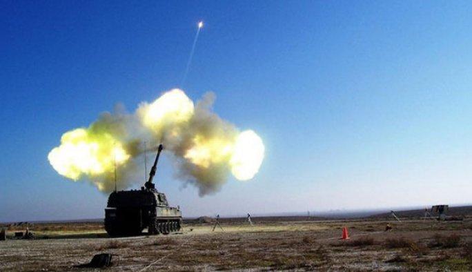 IŞİD bölgesinden TSK'ya ateş açıldı
