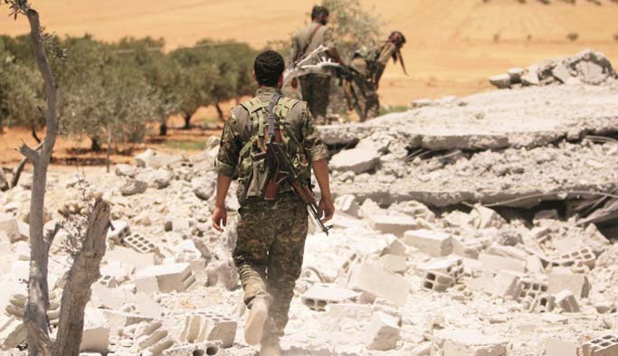 PYD yüzlerce Arap ve Türkmen köyünü işgal etti