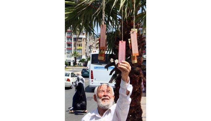 Ramazan ayı için 12 bin kitap ayracı hazırlattılar