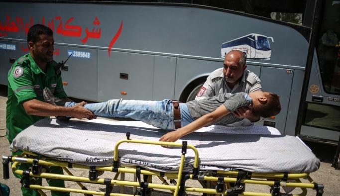 Gazze-Mısır sınırında hastalar kriz geçirdi