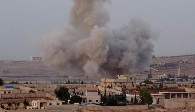 Rusya vakum bombasıyla saldırdı