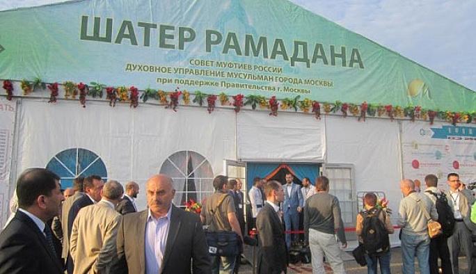 Rusya'da ramazan hazırlıkları